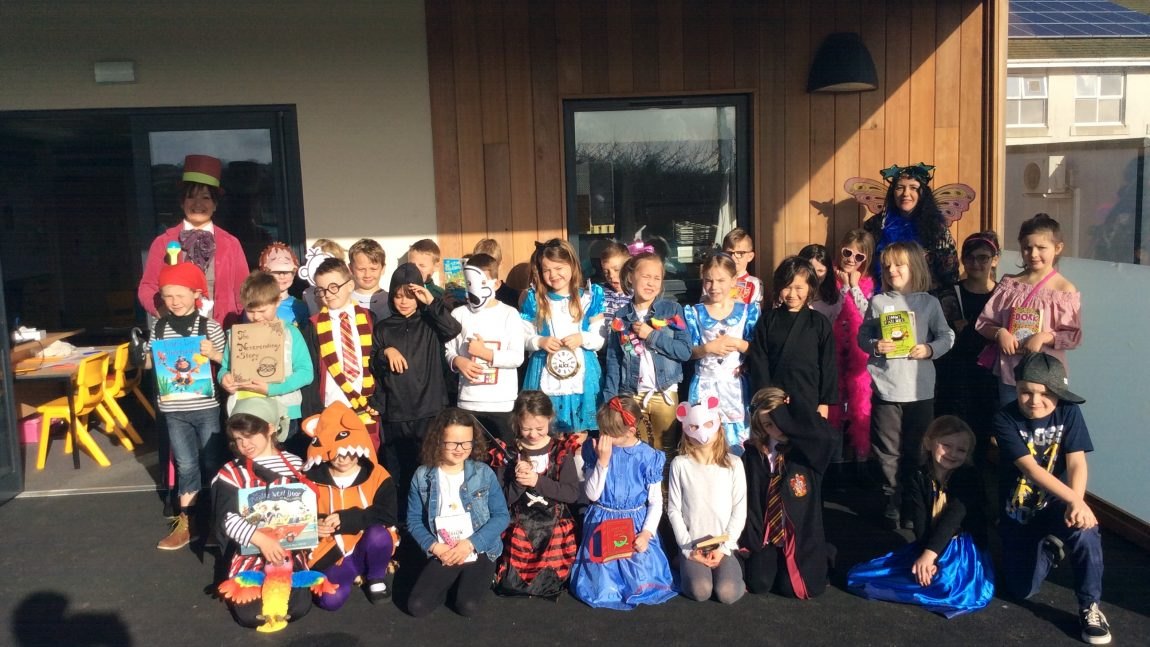 World Book Day – 3BR
