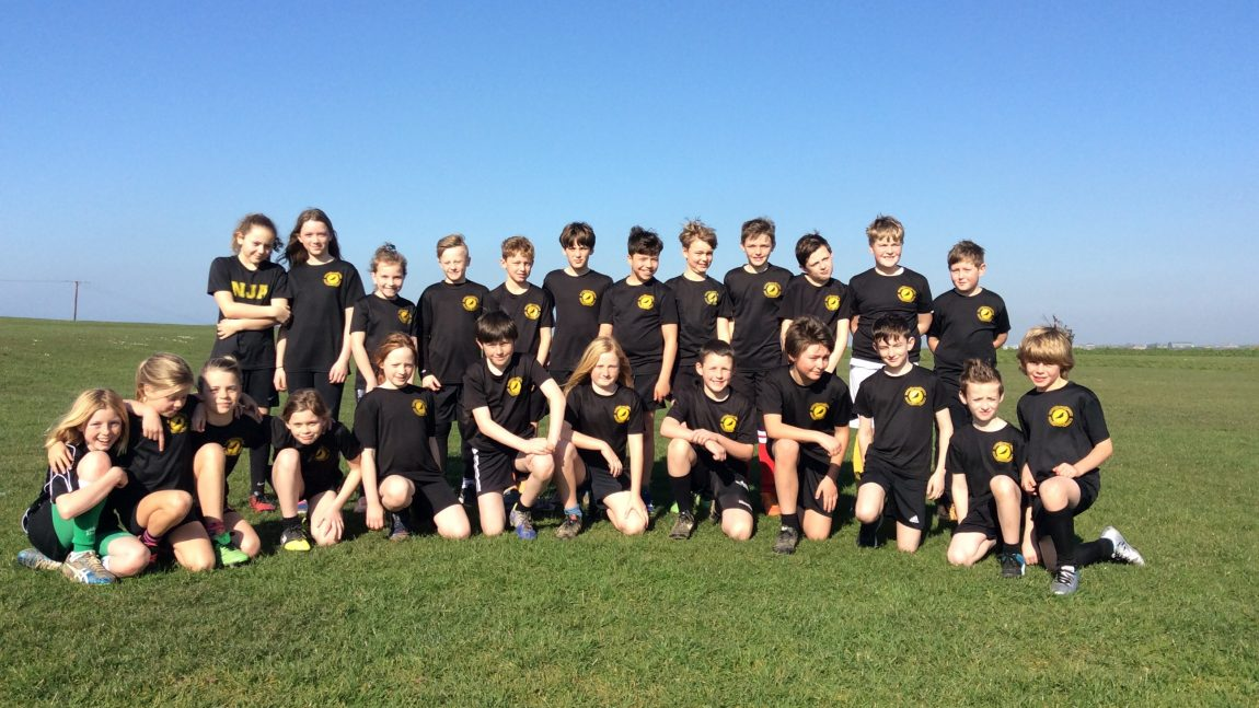 Newquay Schools Touch Rugby festival