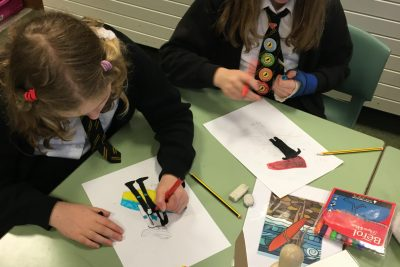 Art Club – Drawing Figures