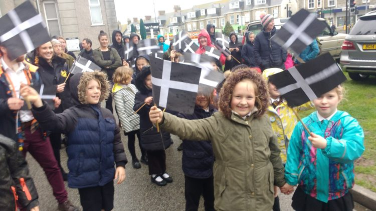 St Piran's Day – Year 3