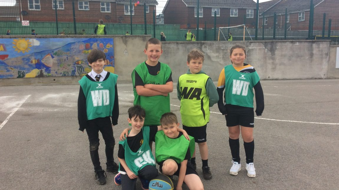 Final Inter-House PE Competition – Year 5