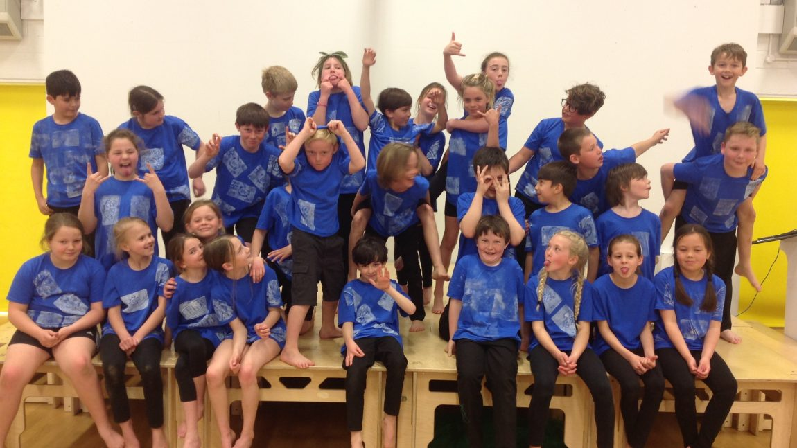 Year 5 end of term performance