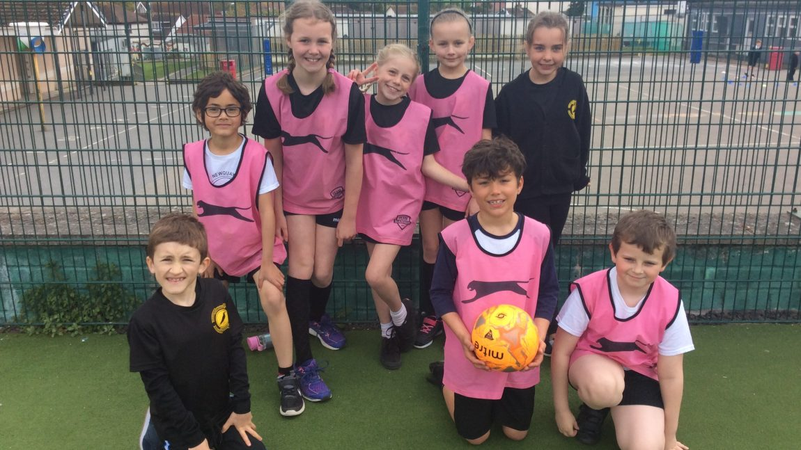 Final Inter-House PE Competition – Year 4