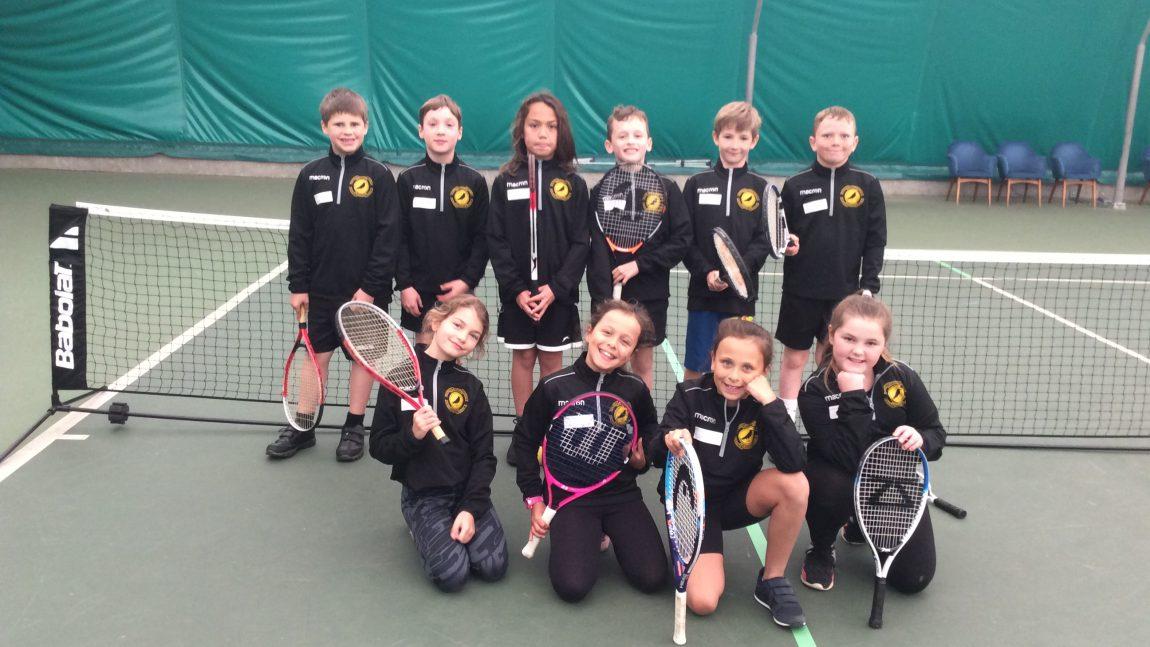 Mid-Cornwall Tennis Qualifier
