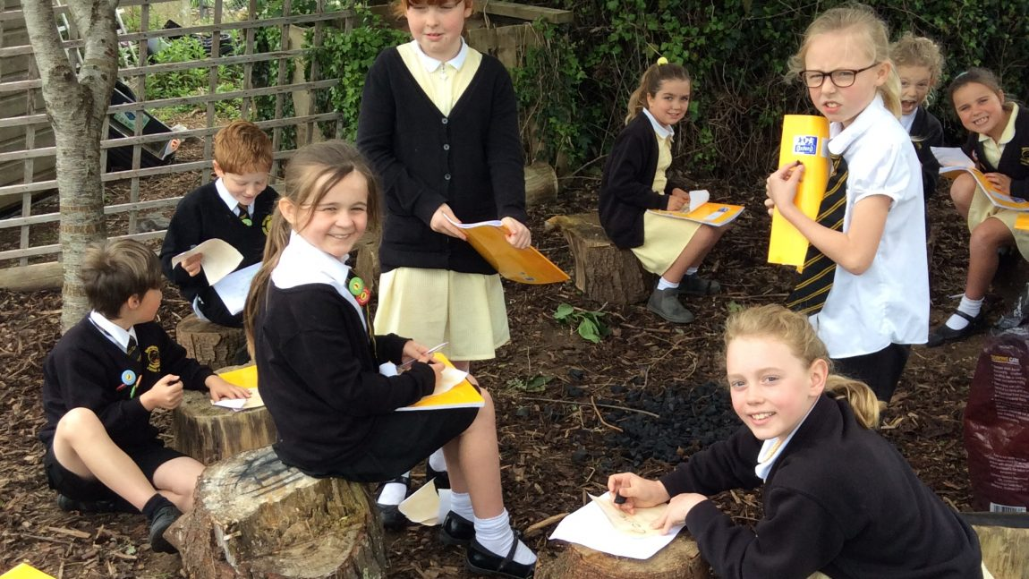 Outdoor Literacy – 4PM