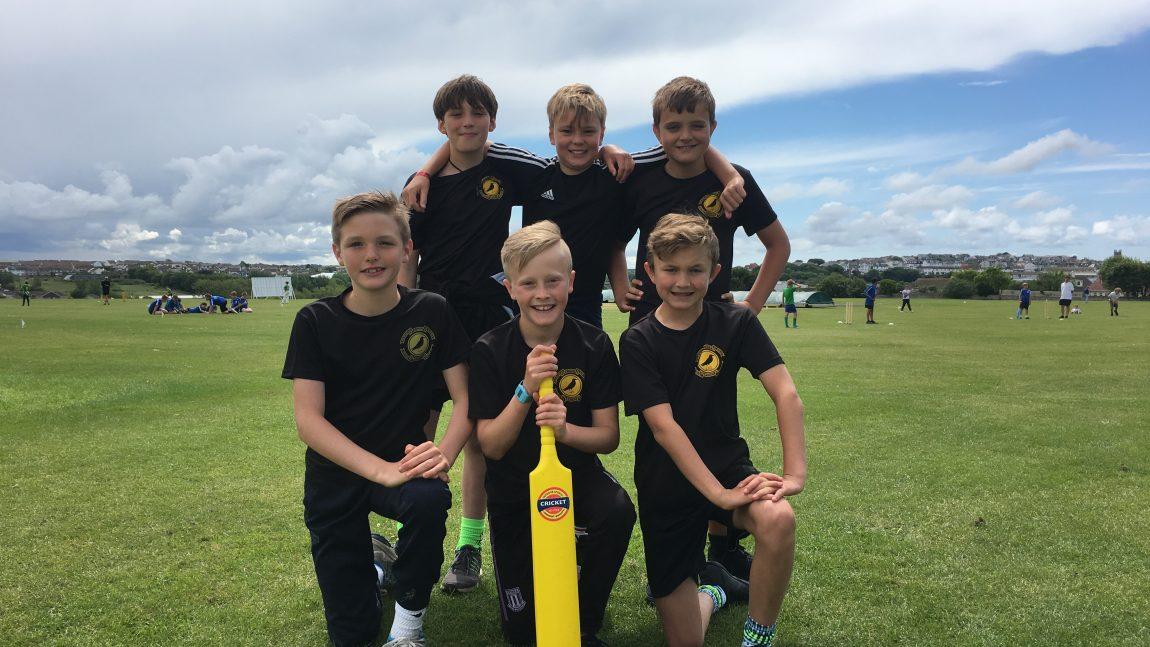 Newquay Kwik Cricket Festival
