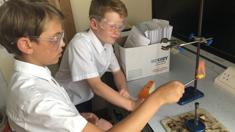 Tretherras Science Afternoon – Year 6