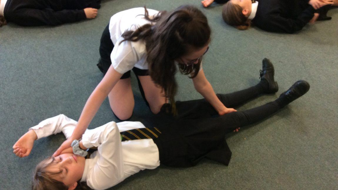 First Aid – Year 6