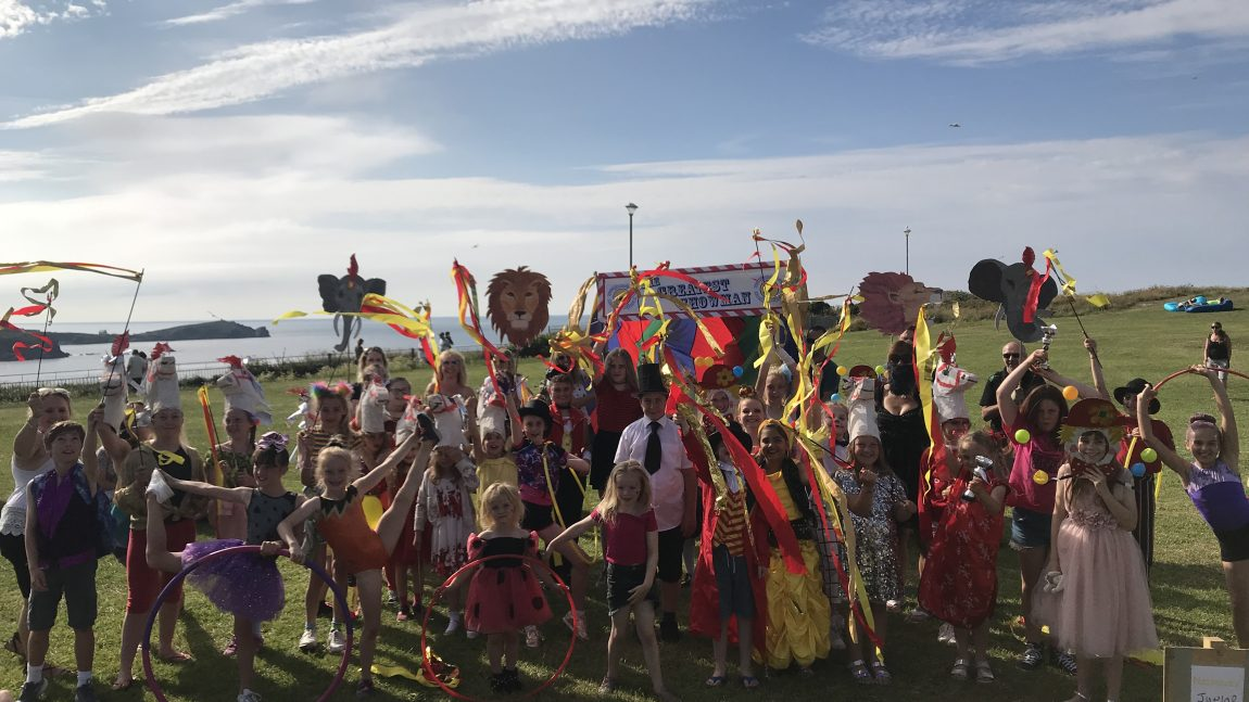 Newquay Junior Carnival Success