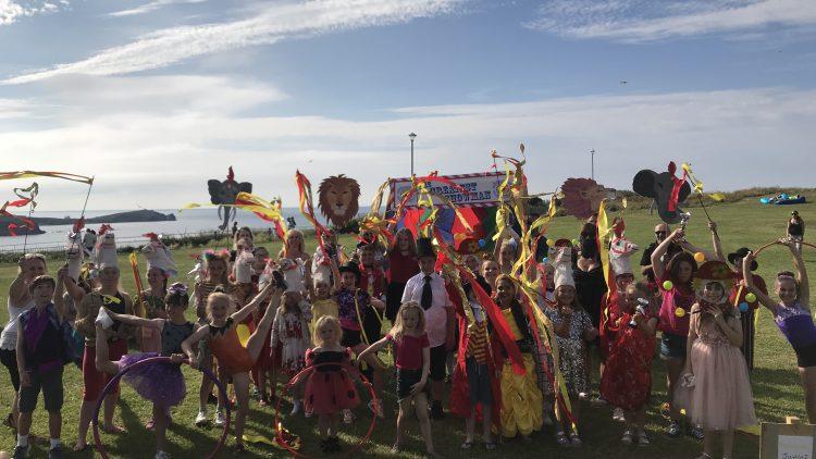 Newquay Junior Carnival Success