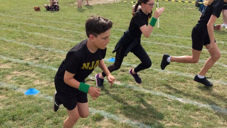 Sports Day and Festival of Fitness – Year 6