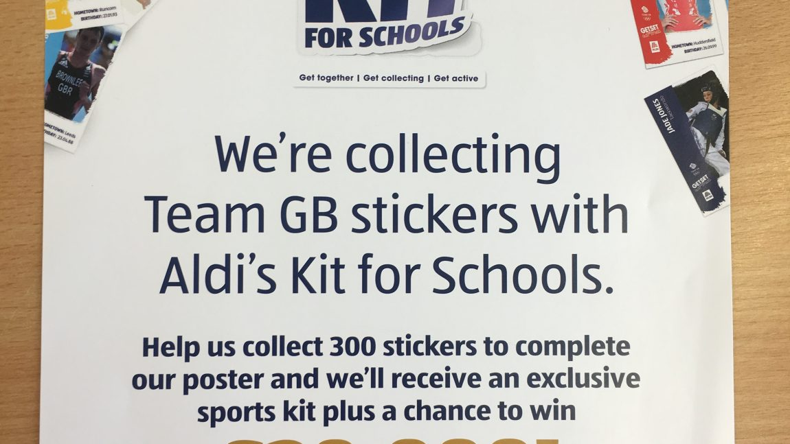 Team GB Stickers