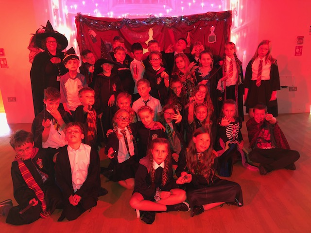 Poisons and Potions – Year 5