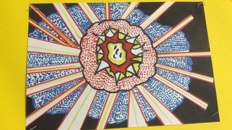 Pop Art – 6JD