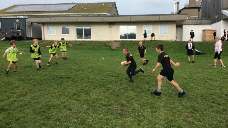 Inter-House PE Competition – Year 5