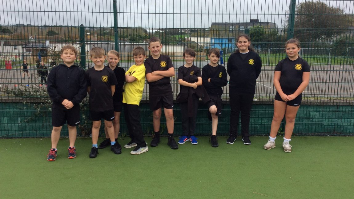 Inter-House PE Competition – Year 6