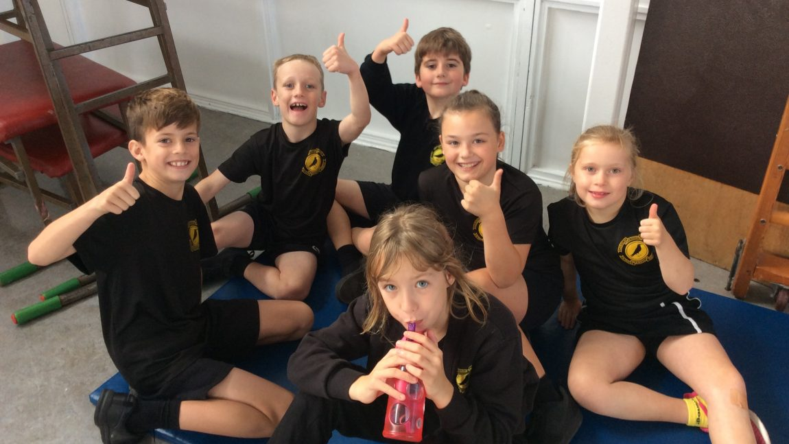 Inter-House PE Competition – Year 4