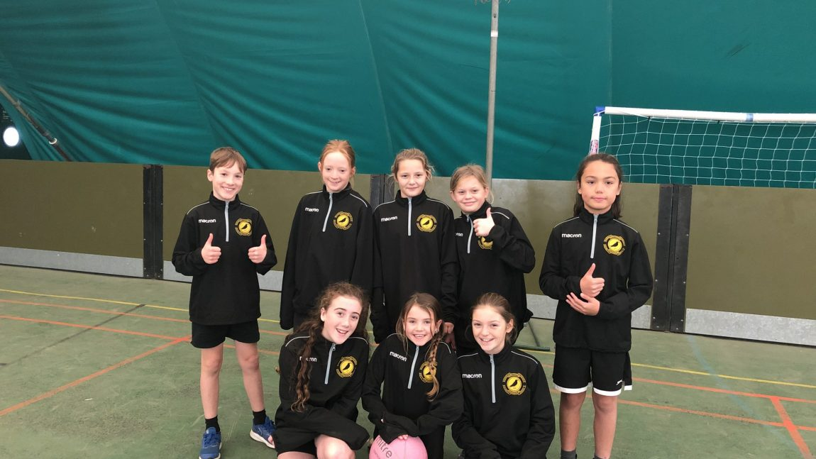 Large Schools Newquay Netball League Tournament