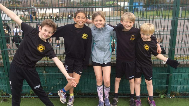 Y6 Inter-House PE Competition – Autumn 2019