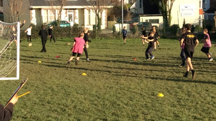 Y5 Inter-House PE Competition – Autumn 2019