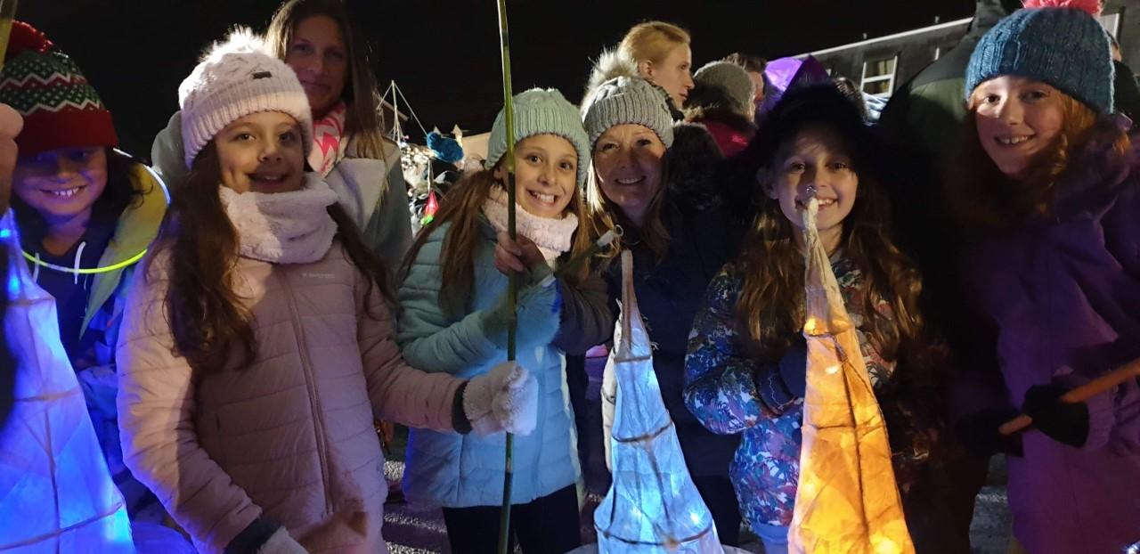 Newquay Lantern Parade 2019