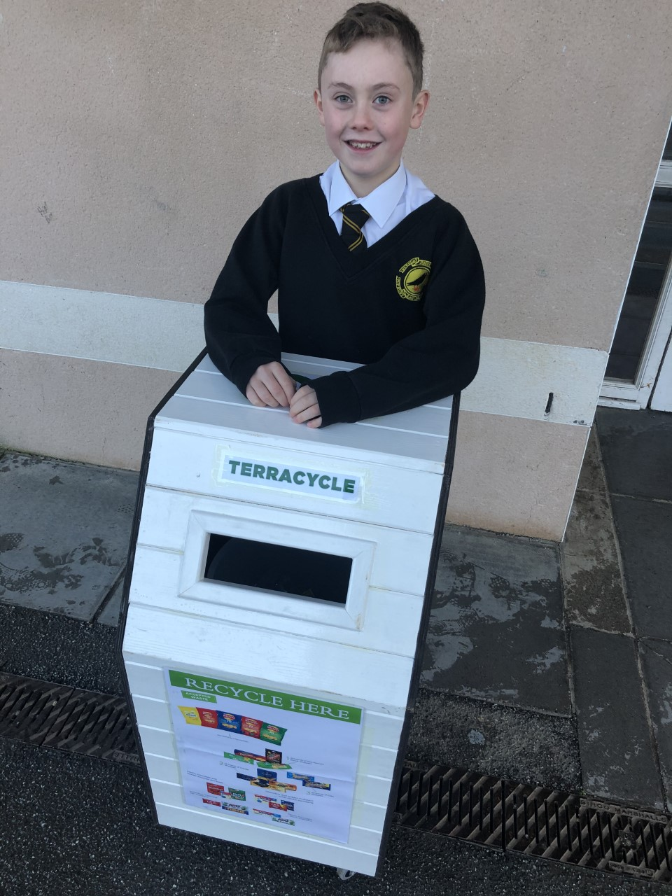 TerraCycle Bin