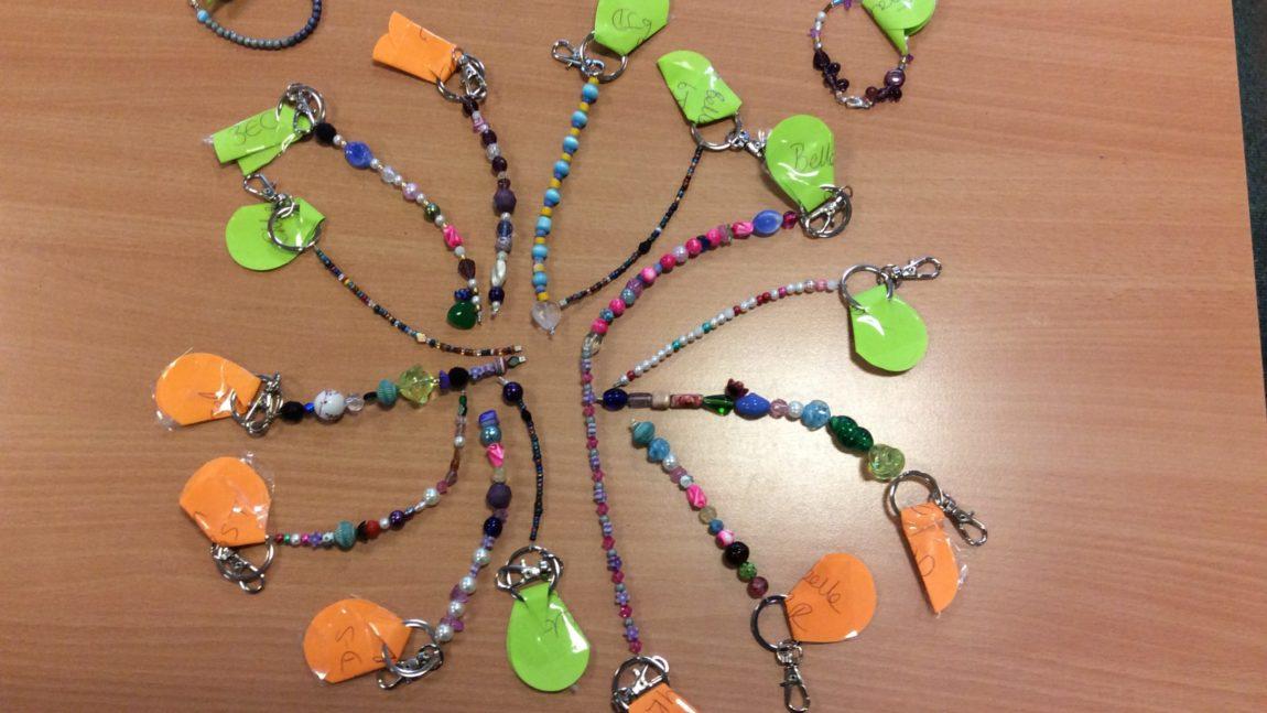 Bag Charms and Bracelets – Craft Club