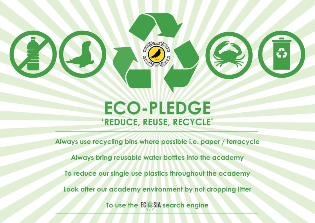 NJA Eco-Pledge