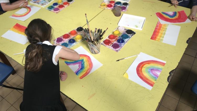 Painted Rainbows