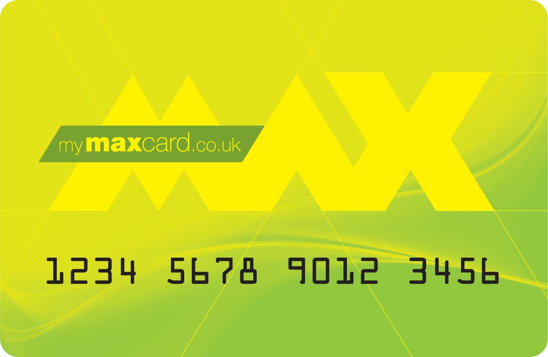 Max Cards! Discount Days Out