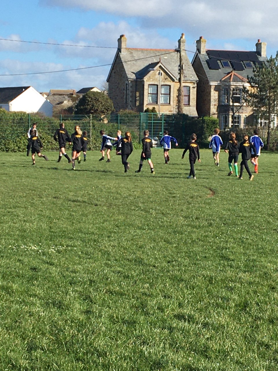 Treviglas Touch Rugby