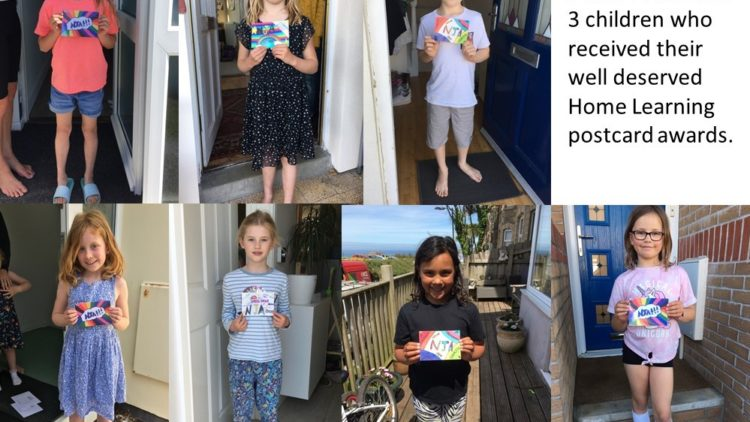Year 3 – Weekly Postcard Winners