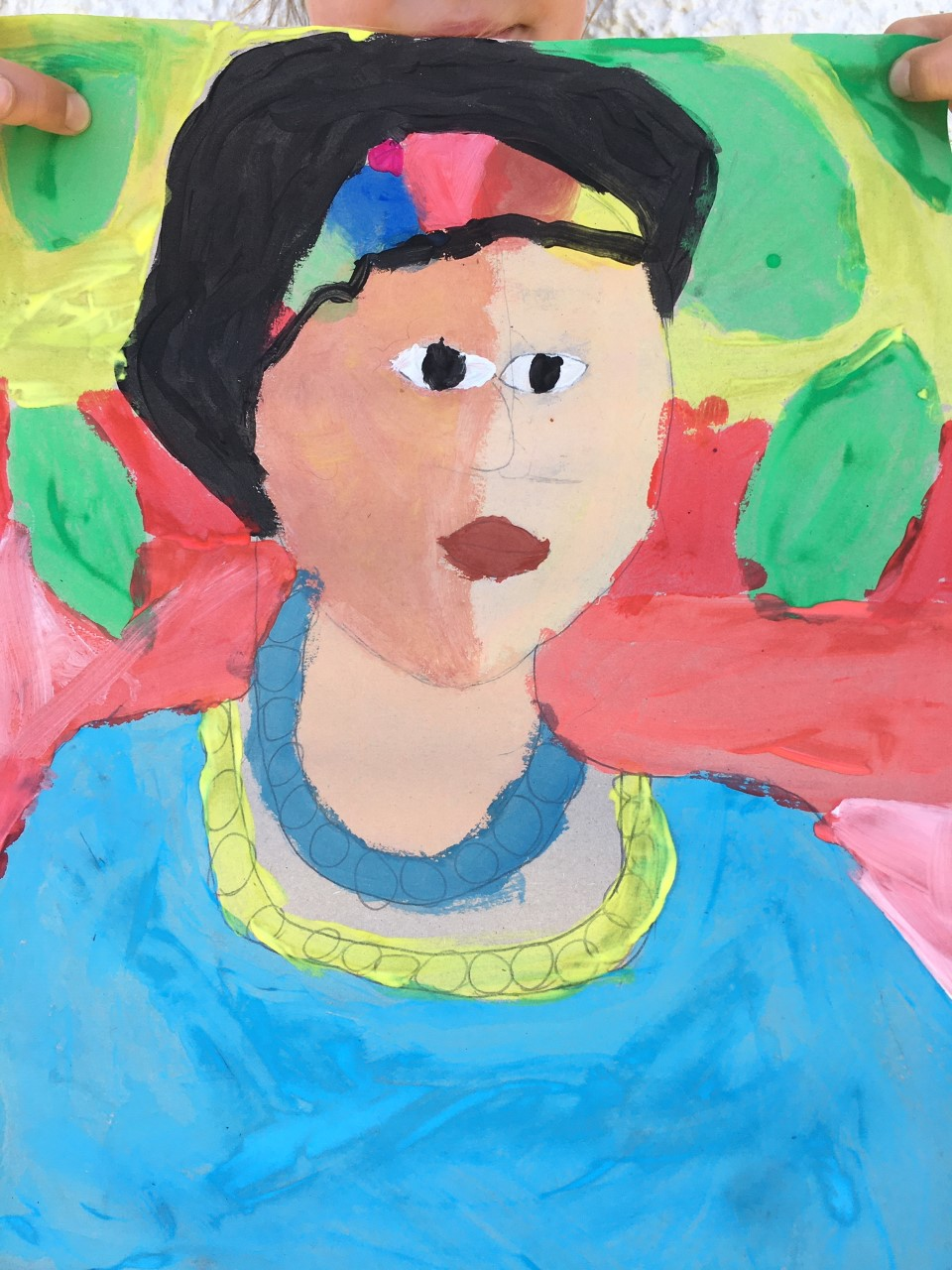 Painting – Frida Kahlo