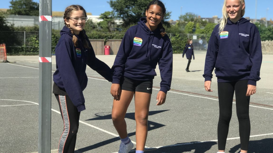 Lockdown Hoodies – Year 6