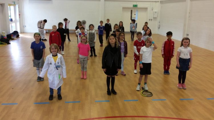 First Half Term – Year 3