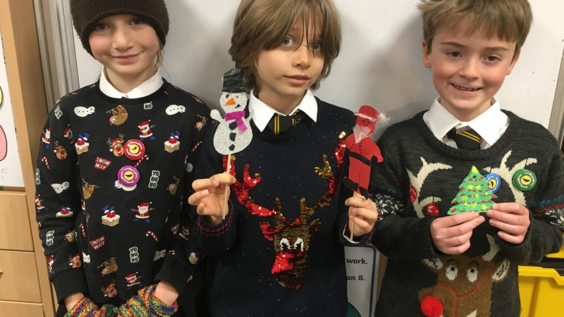 3BR – Christmas Jumper Day