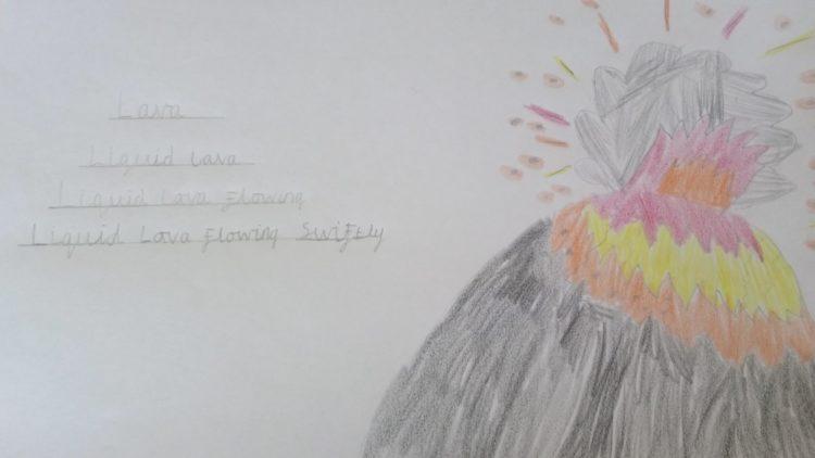 Volcanoes & Poems