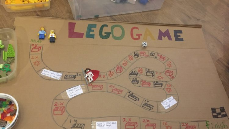 Year 3 Lego Game