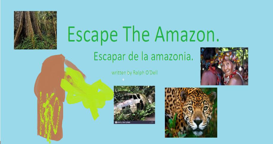 5GB Escape the Amazon