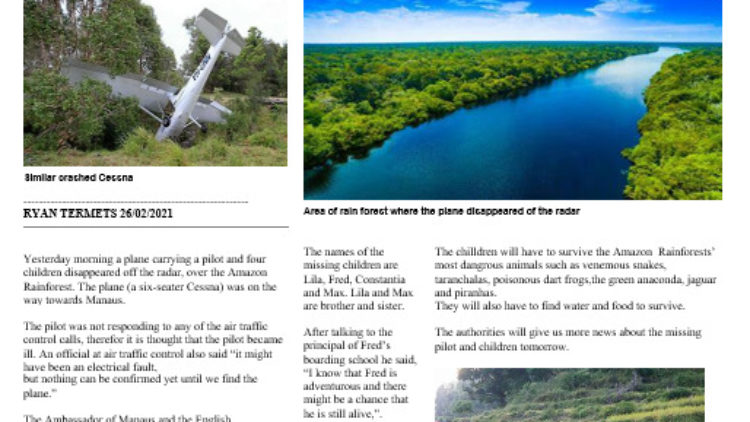 5MS Newspaper Reports
