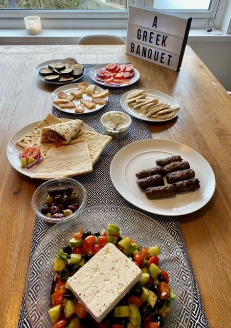 Greek Banquet