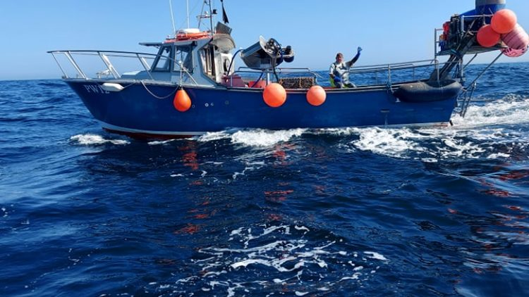 6DH Boat Trip