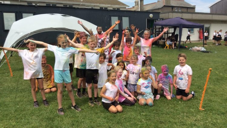 Third time's a charm… Sports Day and Colour Run TAKE 3