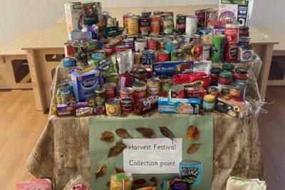 Year 4 – Harvest Food Bank.