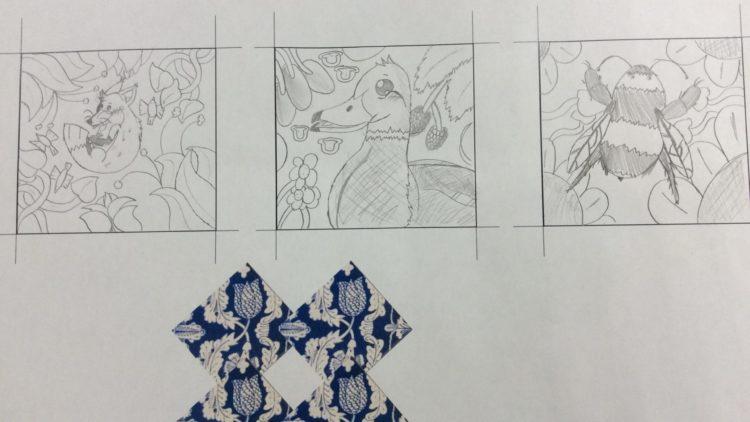 6JD – William Morris