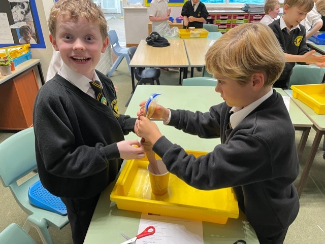 4SP – The Human Digestive System